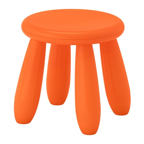 MAMMUT - Ghế tròn/Children's stool, in/outdoor